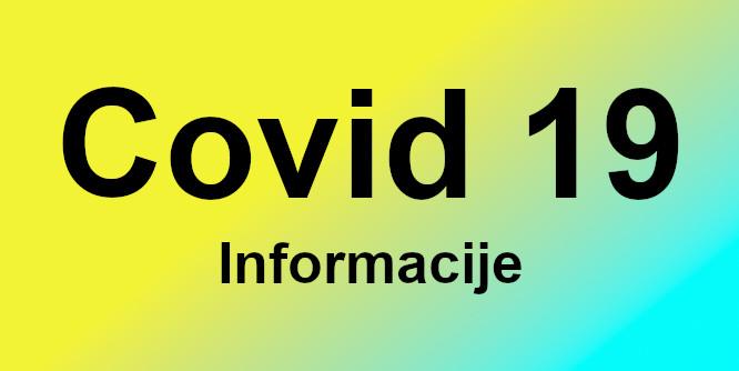 Covid 19 Informacije